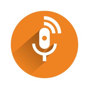 Icône d'une application à reconnaissance vocale