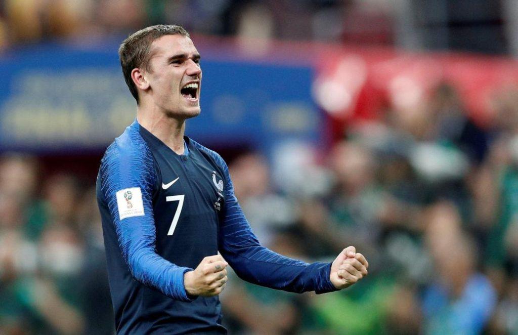 Joueur de football - Antoine Griezmann