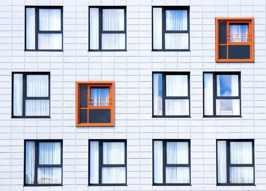 Des fenêtres éconergétique bien entretenues