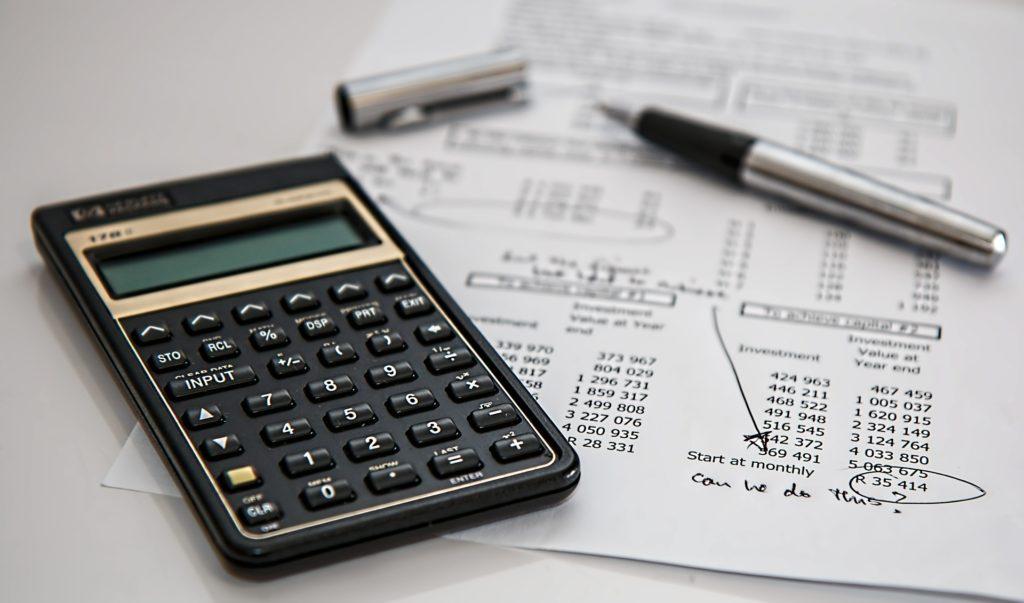 calcul de crédit